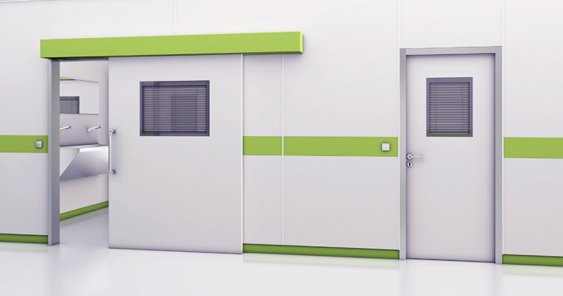 Sistema de puertas