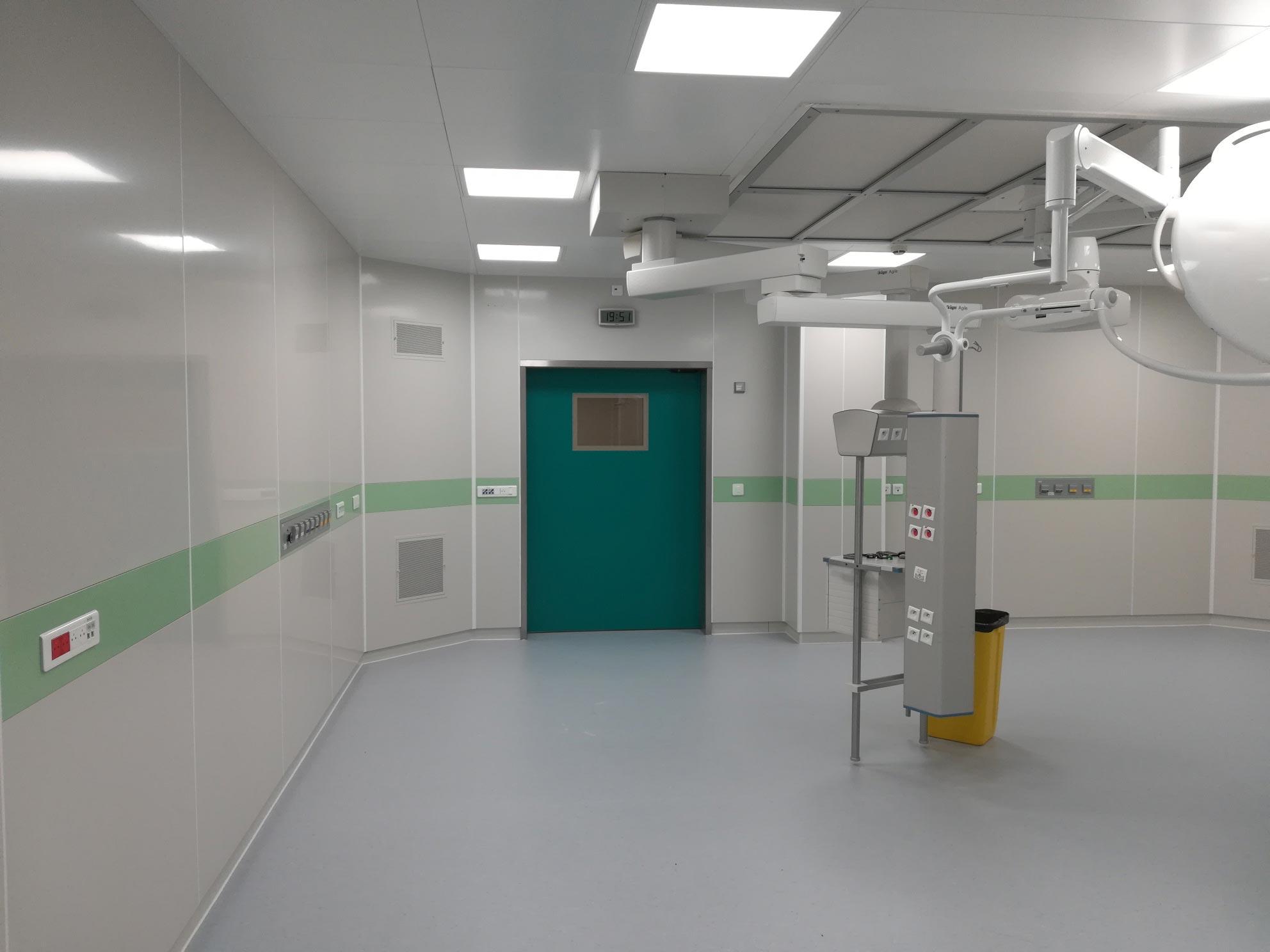 客户案例: 法国布里夫中心医院