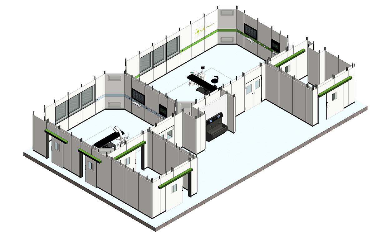 modular room system