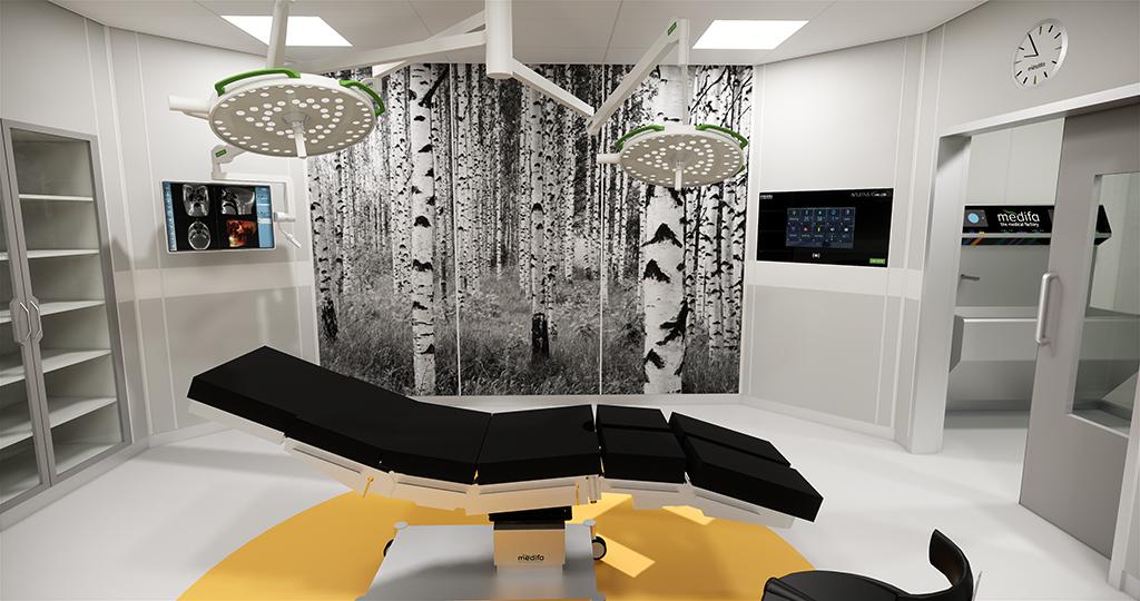 Operationssaal Design