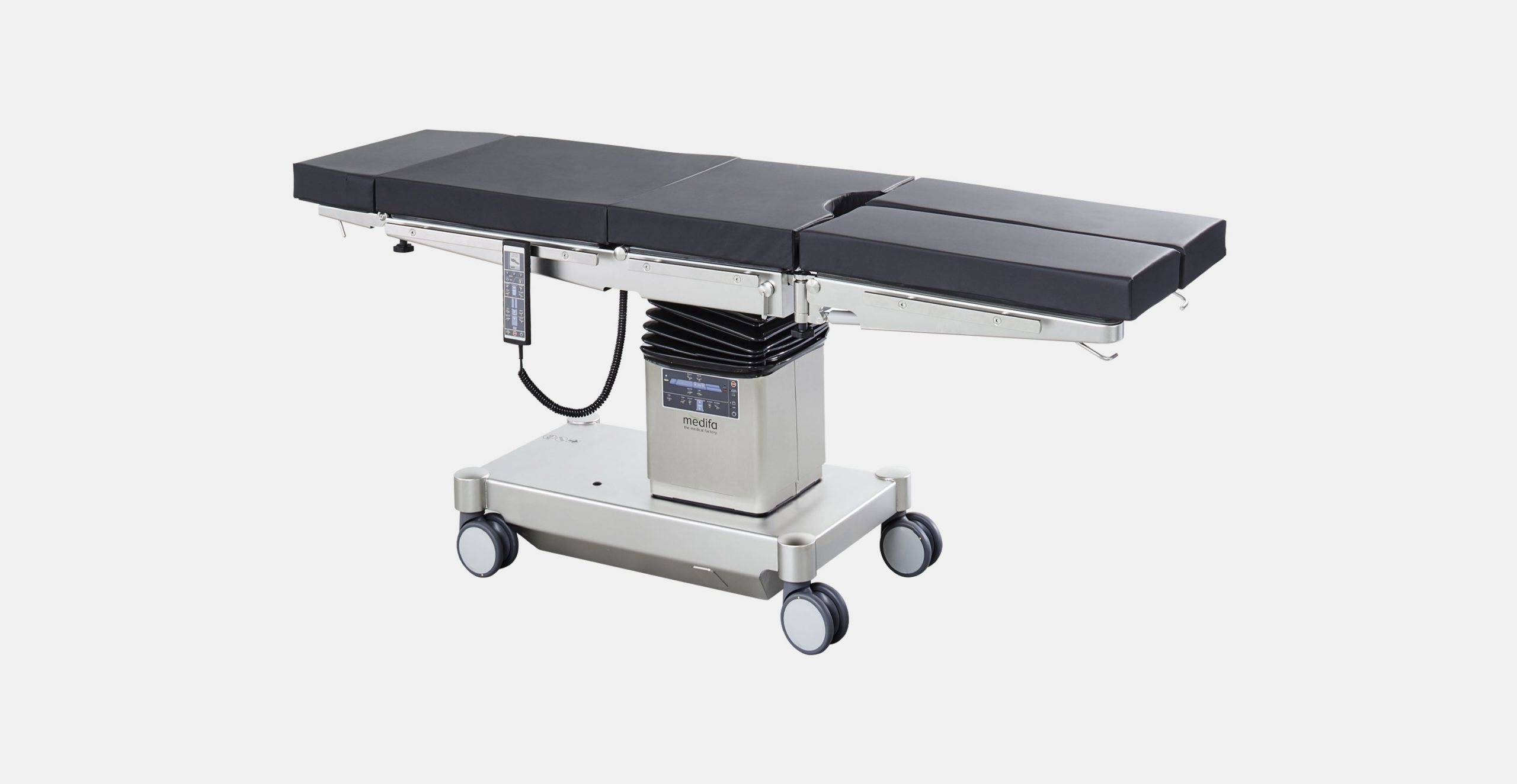 electromechanical operating table