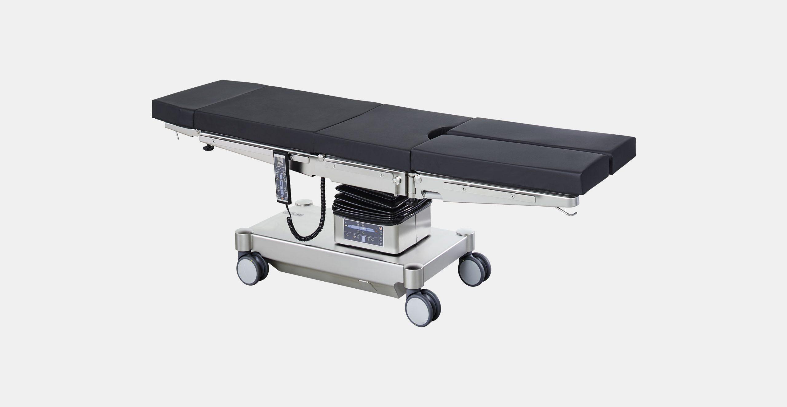 OP-Tisch - mit sehr niedriger Basishöhe
