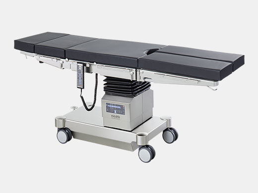 mobile operating table with two driven joints Art.- no. 601700