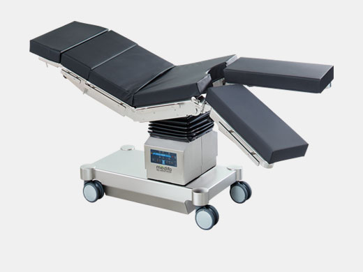 mobile surgical table medifa 6000