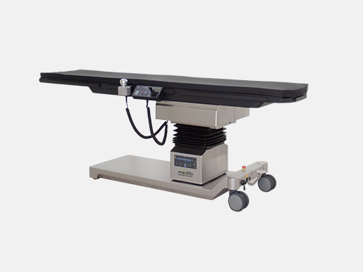 image guided surgery table
